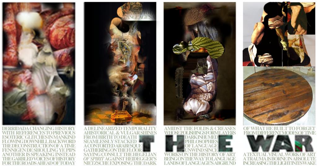 Details on Language & Image  Joyce&Duchamp